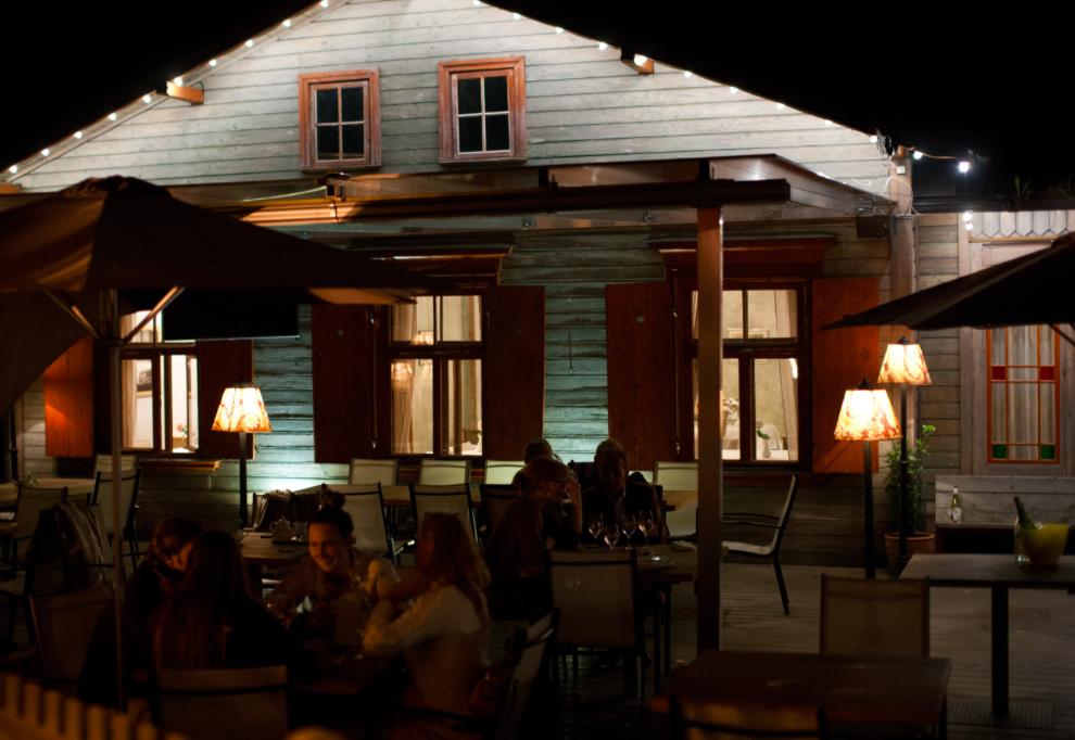 mangiare a Riga, ristorante Māja