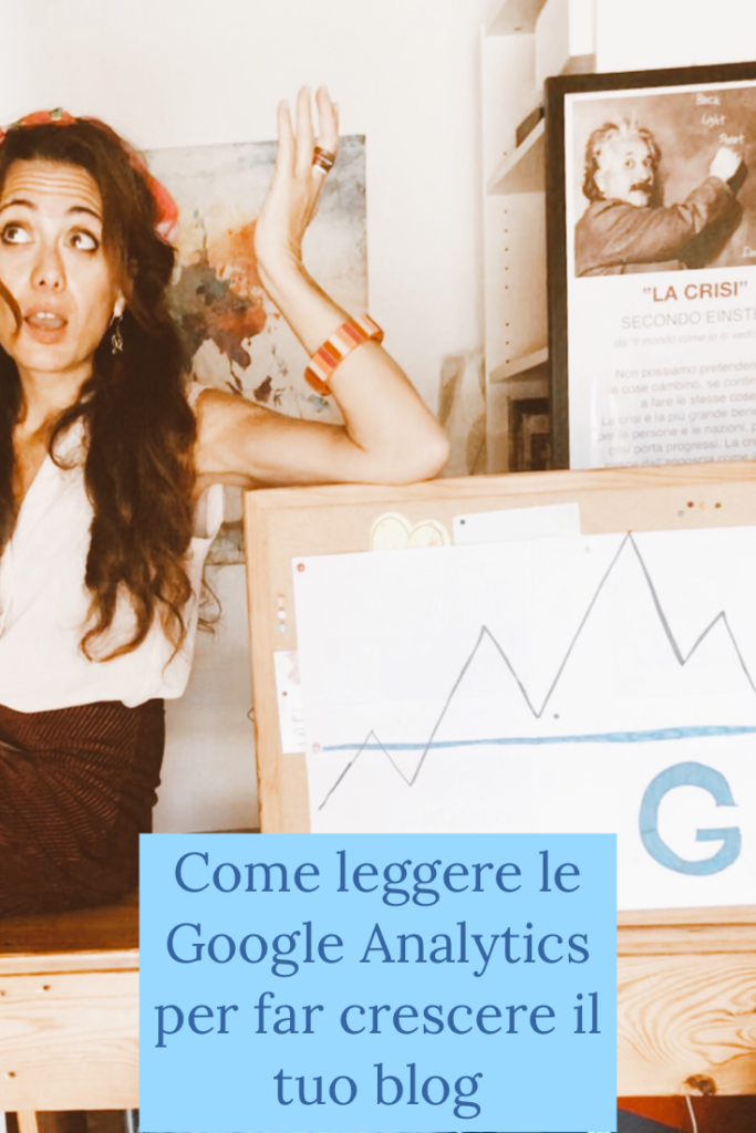 Come leggere le Google Analytics e far crescereil tuo blog