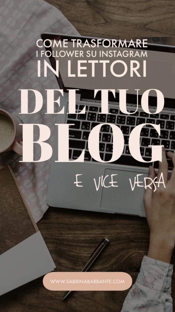 Aumento del traffico: come far diventare i lettori del blog tuoi follower e viceversa