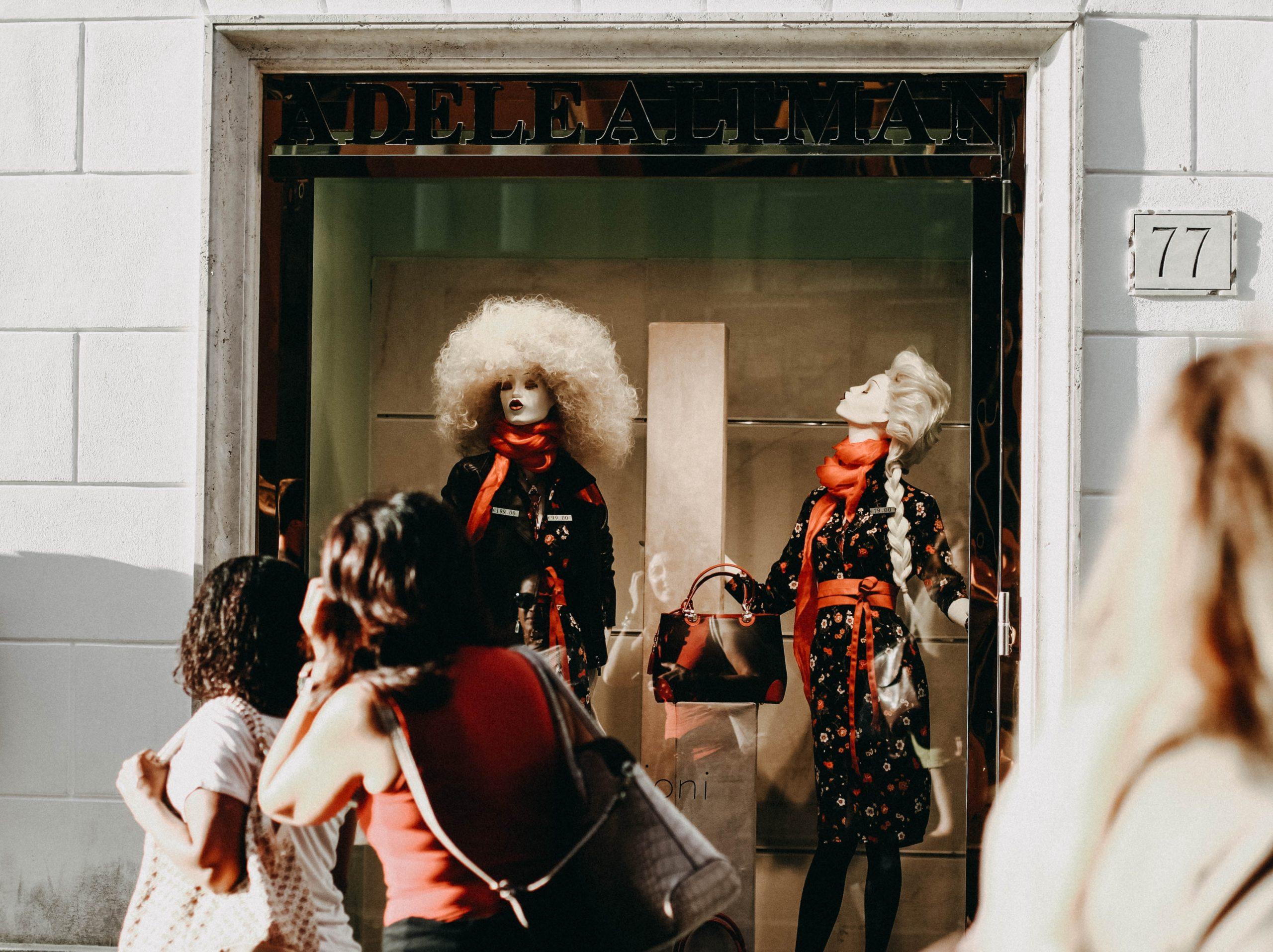 shopping a roma per un giorno