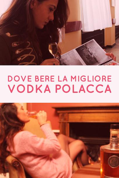 dove bere la migliore vodka polacca