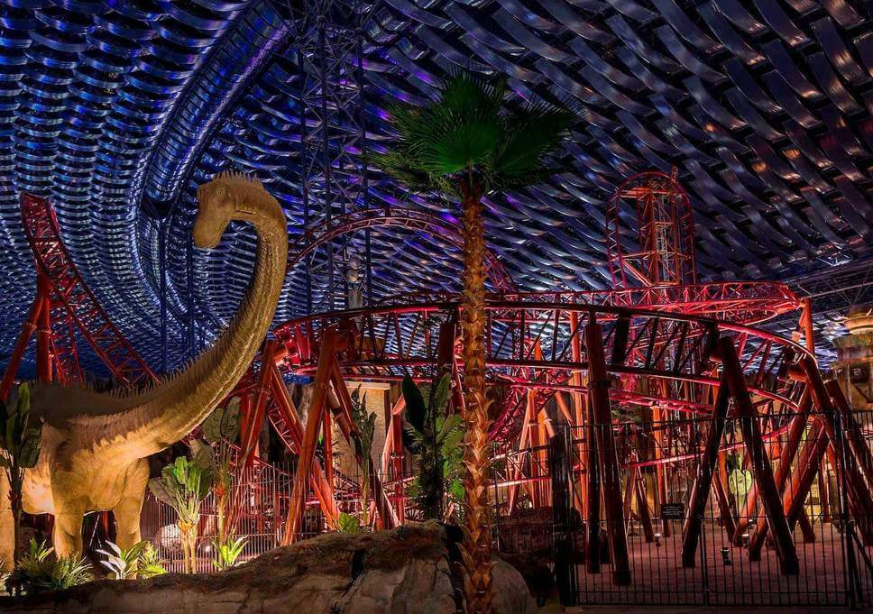 Dubai with family – Best Indoor Theme Parks to Visit in Dubai