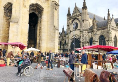 Best markets in Bordeaux: where are the loveliest