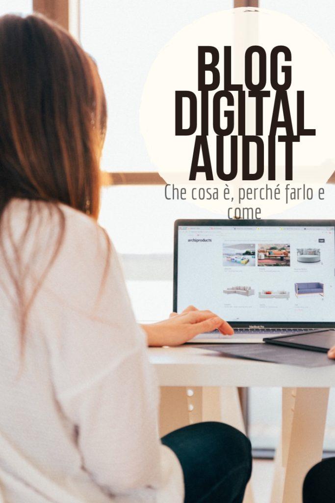 Blog digital audit: che cosa è e come farlo