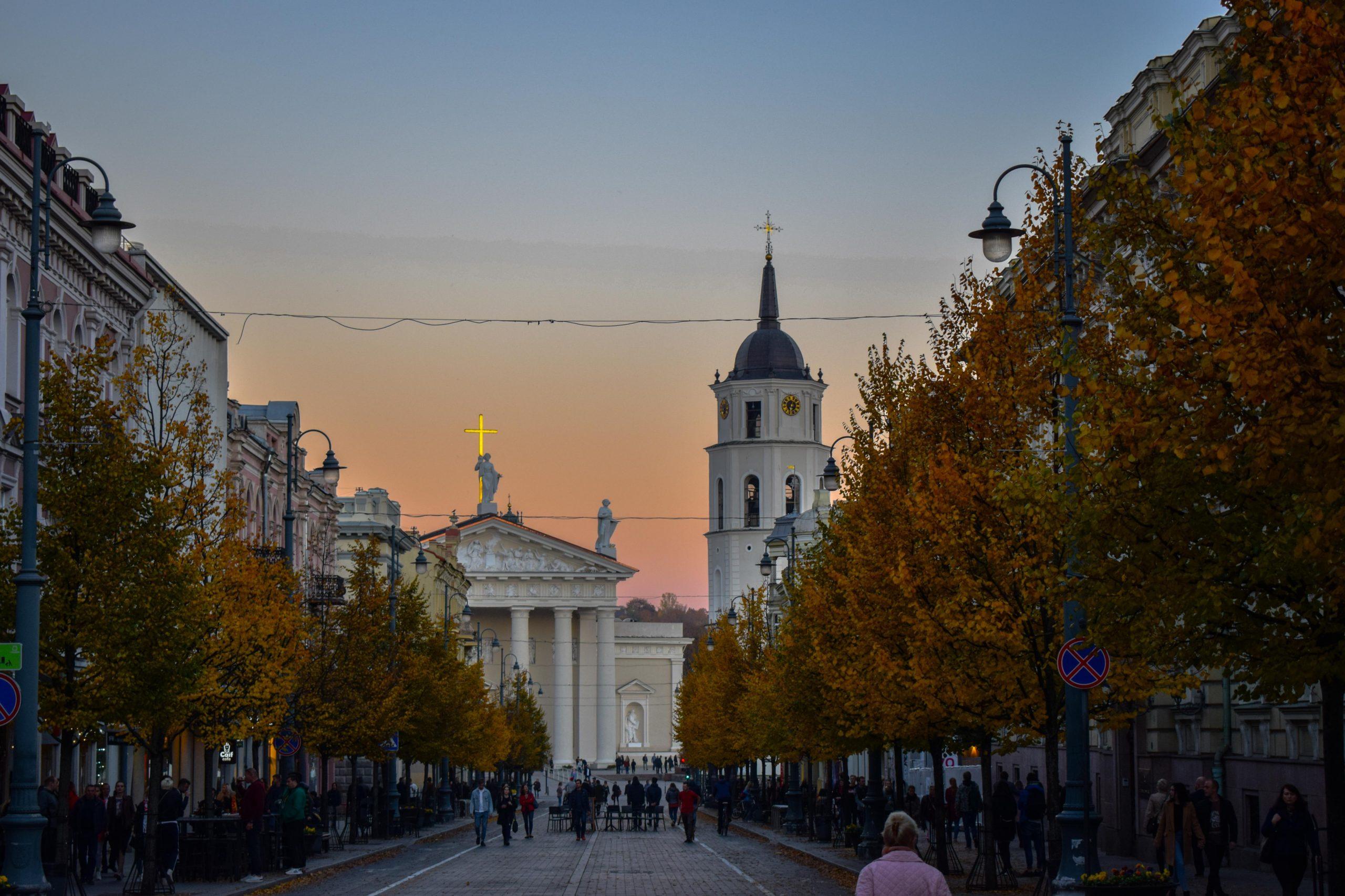 Quando andare a Vilnius, Lituania: ecco i periodi migliori.