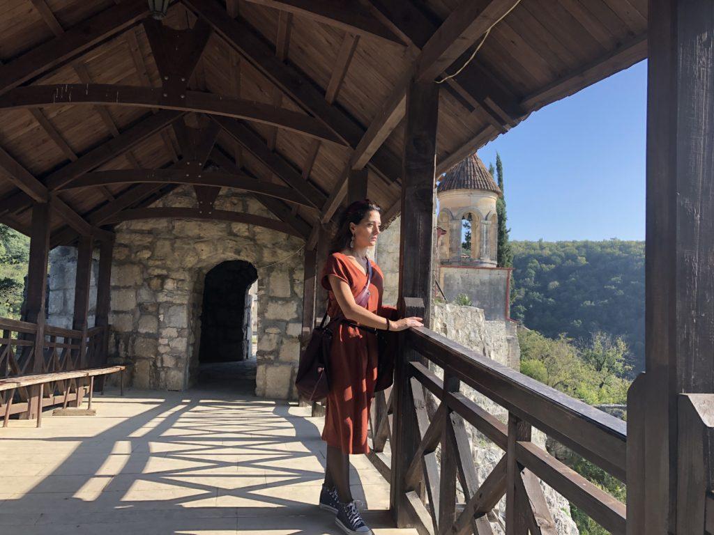 eremi Imerezia_Itinerario Georgia