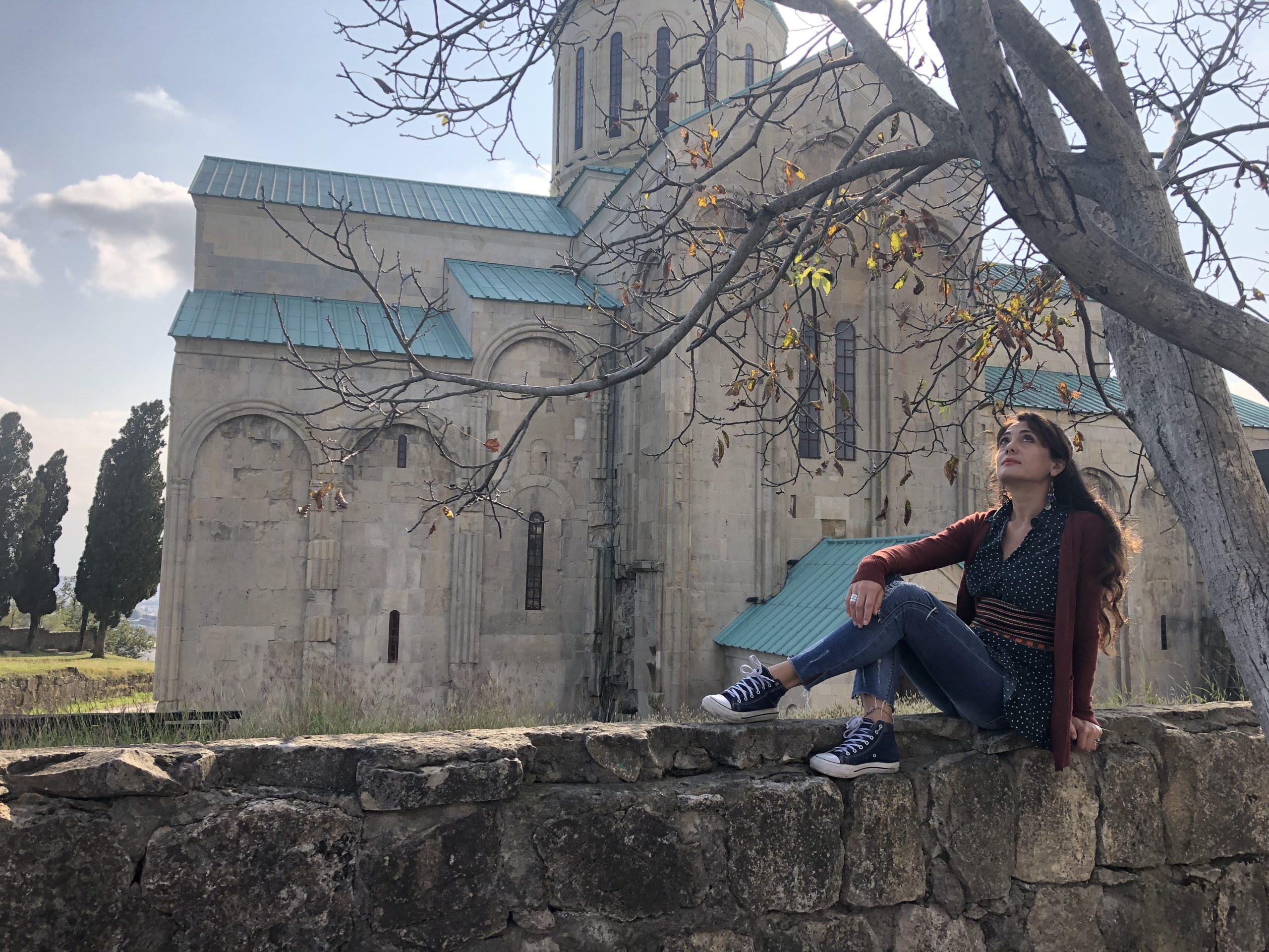 itinerari in georgia
