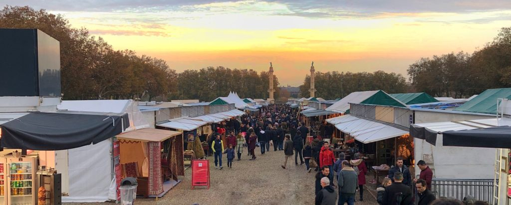 mercatini bordeaux_quiconce, esplanade