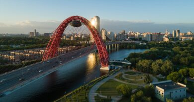 Arte e spazi verdi a Mosca: 6 luoghi di cui ti innamorerai