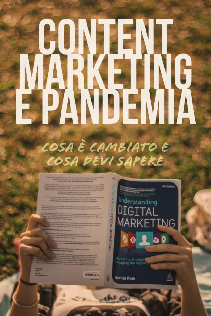 content marketing e pandemia - cosa devi sapere