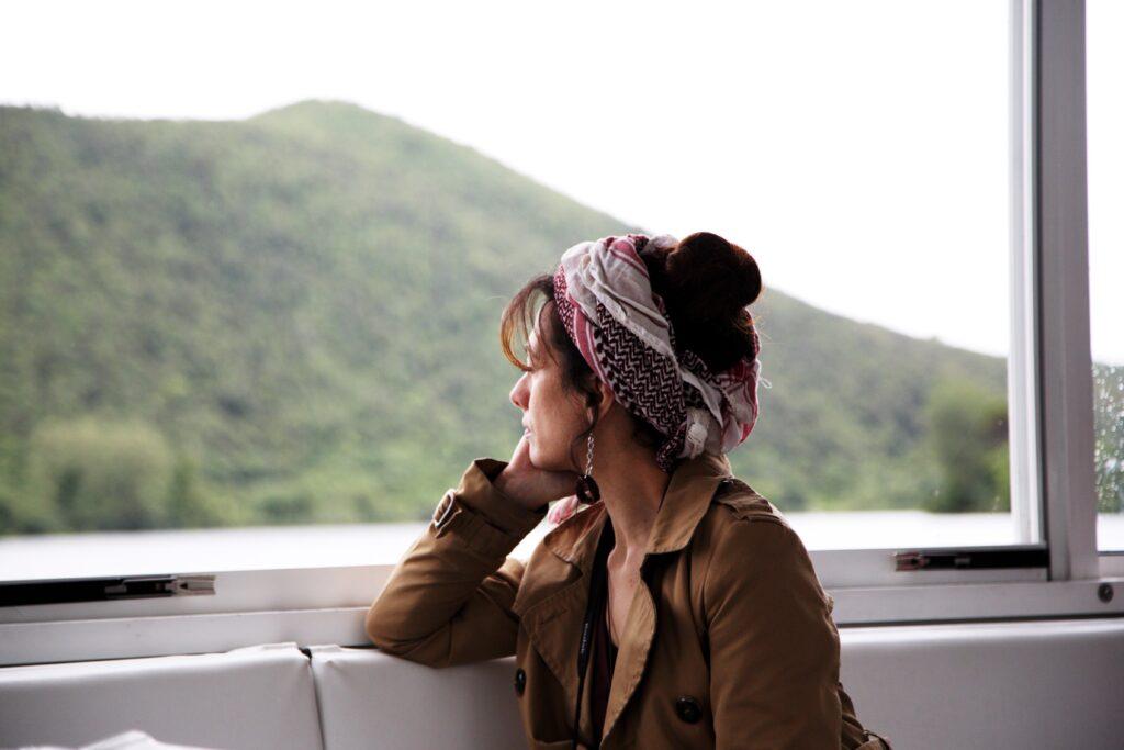 Cose da vedere vicino Terni - lago di piediluco traghetto