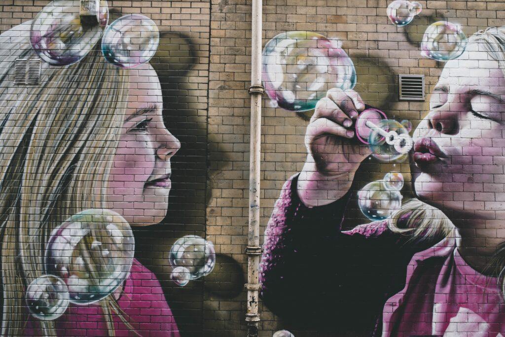 Glasgow street art - cosa vedere a Glasgow - nicholas-chester-adams