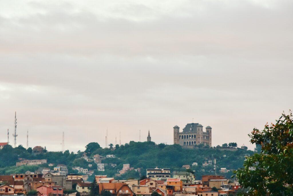 Antananarivo vista