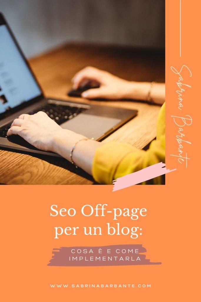 seo off-page cosa è e come implementarla