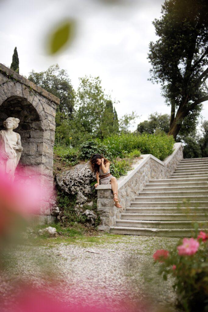 giardino romantico inglese italia palazzo coronini cronenberg