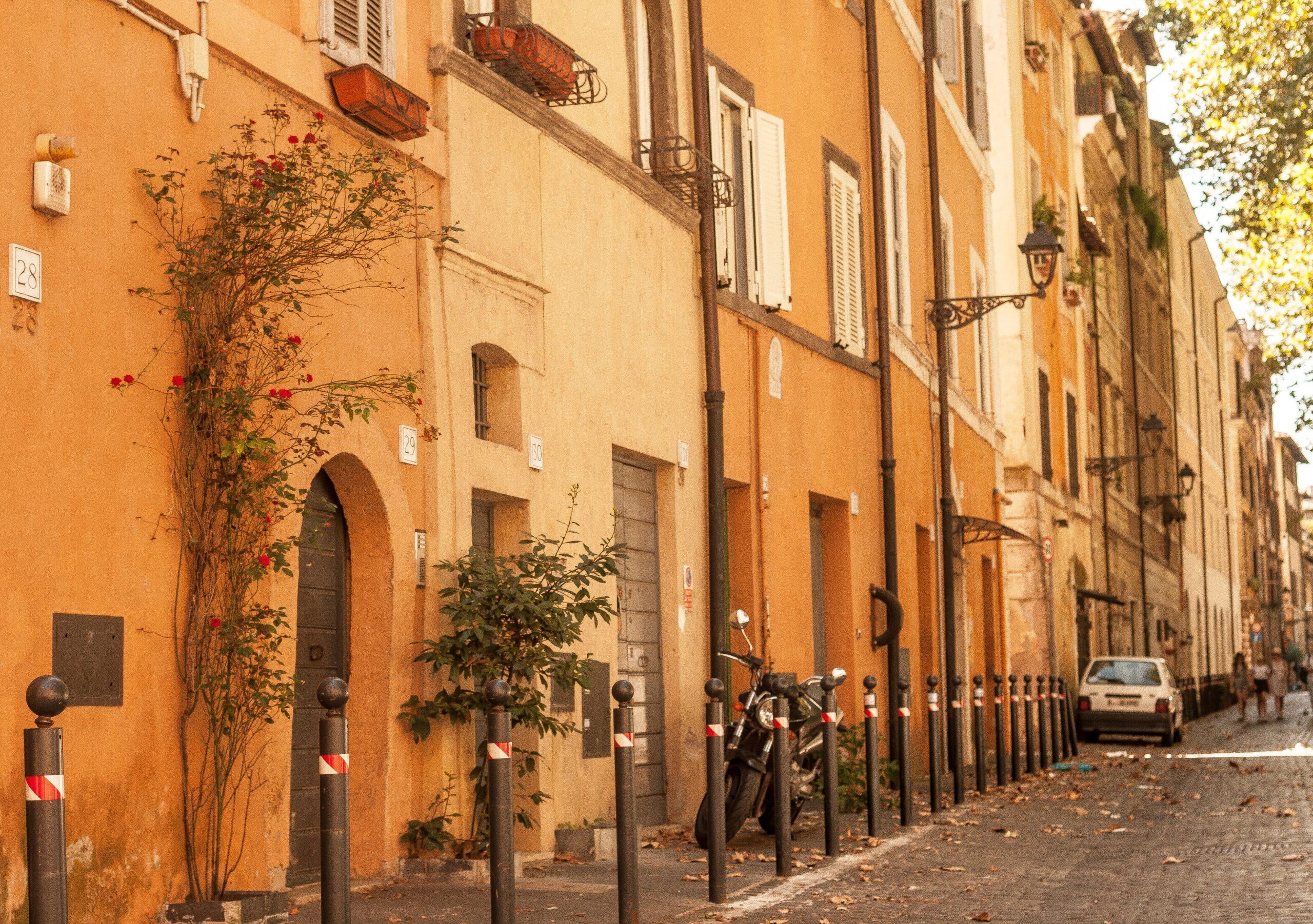 luoghi particolari da vedere a Roma