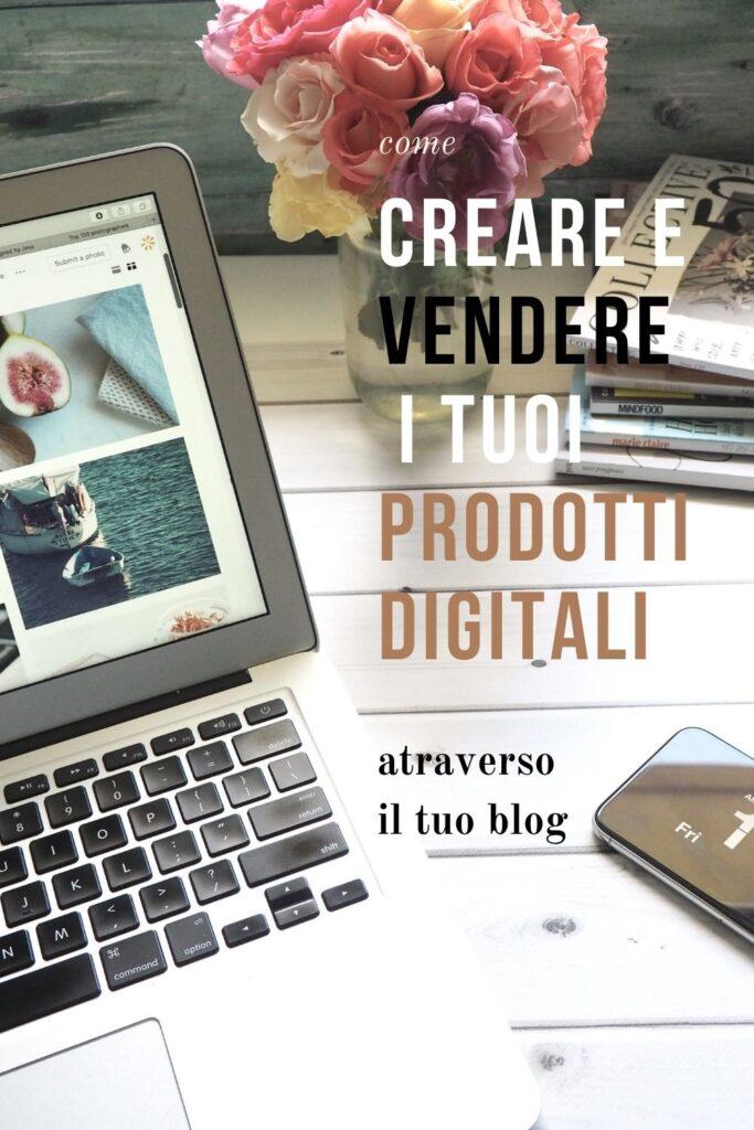 prodotti digitali da vendere - come vendere prodotti digitali