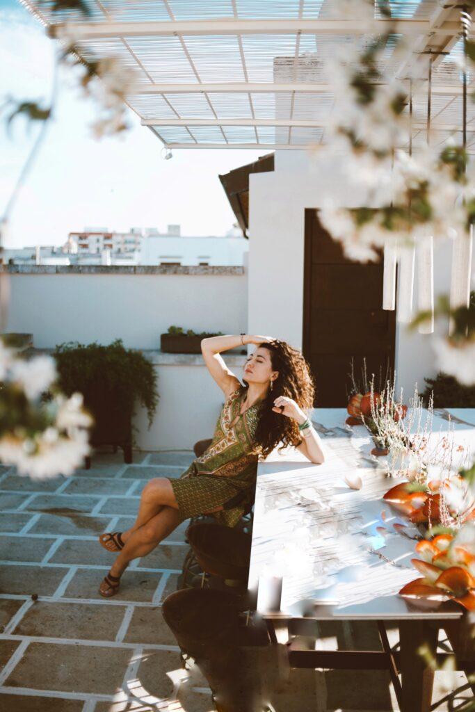 aperitivo in terrazza a lecce