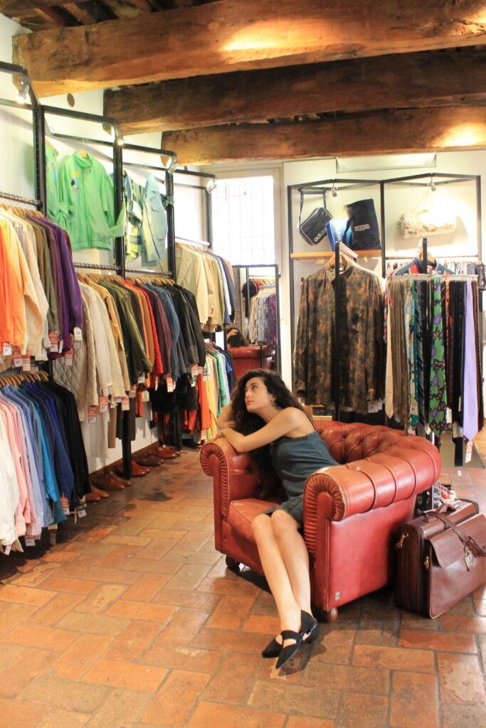 DA ANGELO - negozio vintage romagna