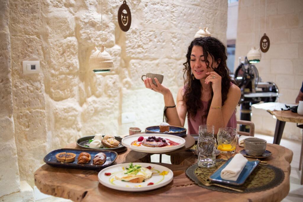 breakfast in Lecce