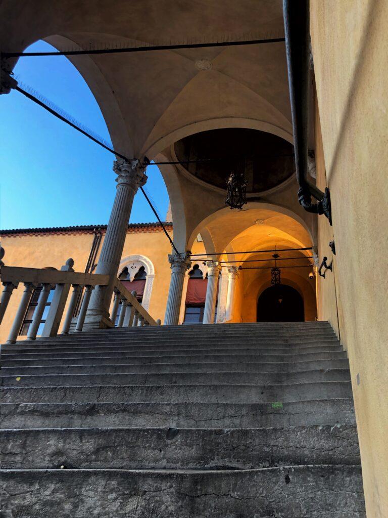 scalinata ferrara