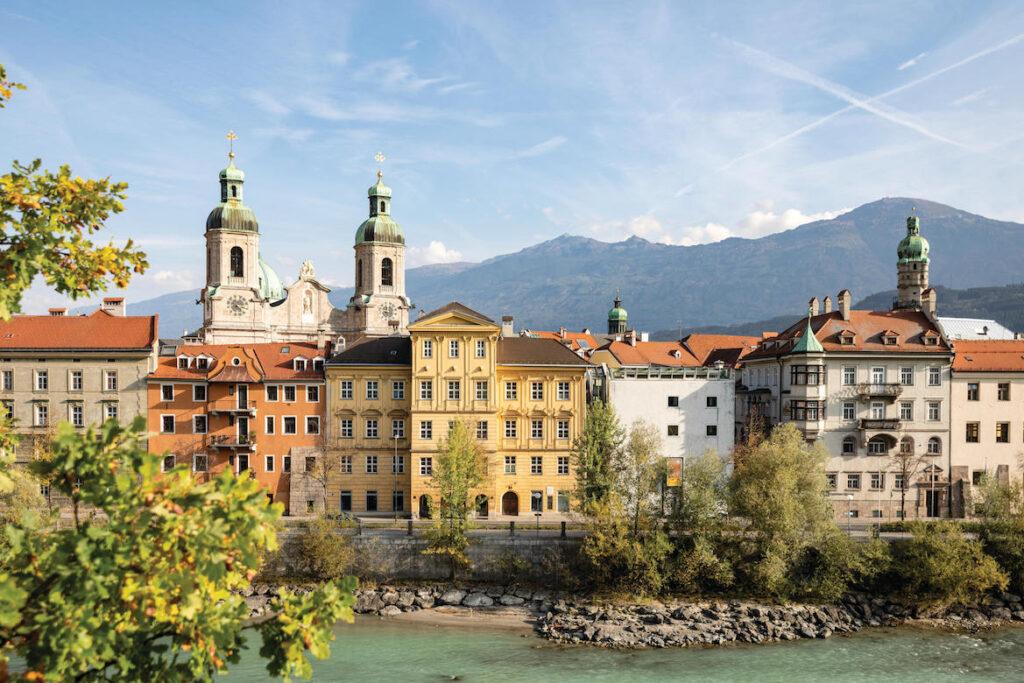 città vecchi Innsbruck
