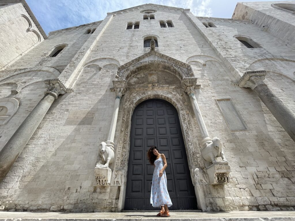what to see in bari