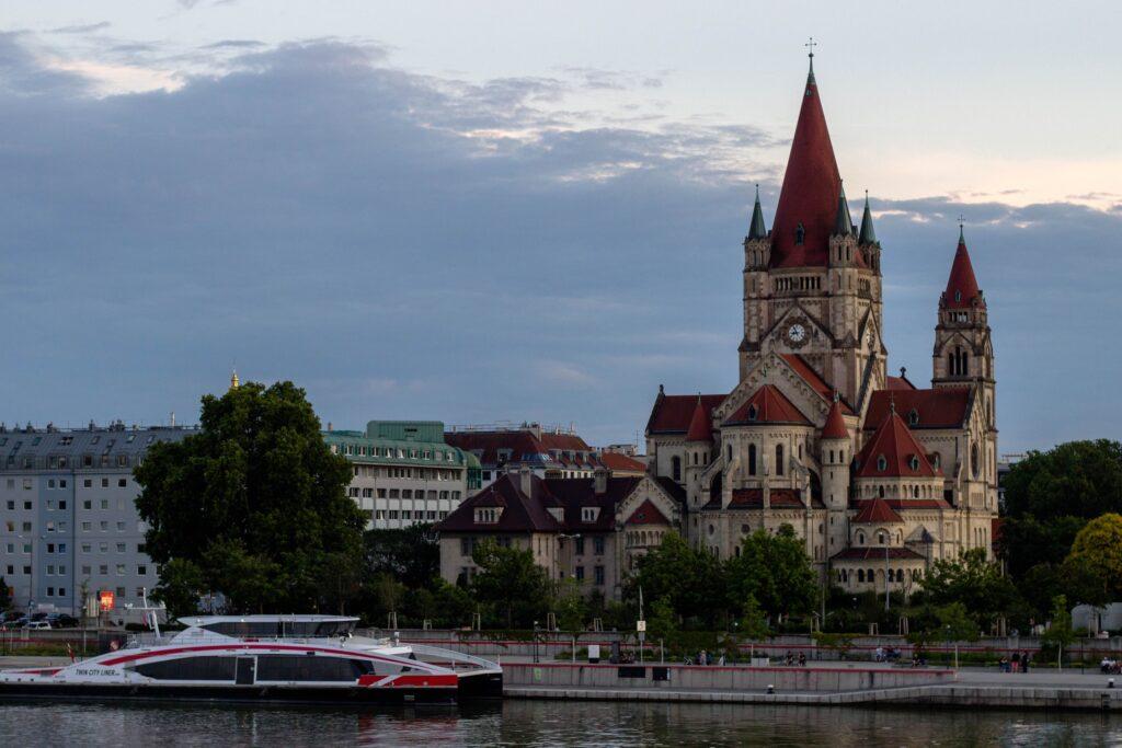 Vista di Vienna - weekend da bari