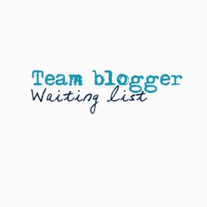 grafica team blogger waiting list