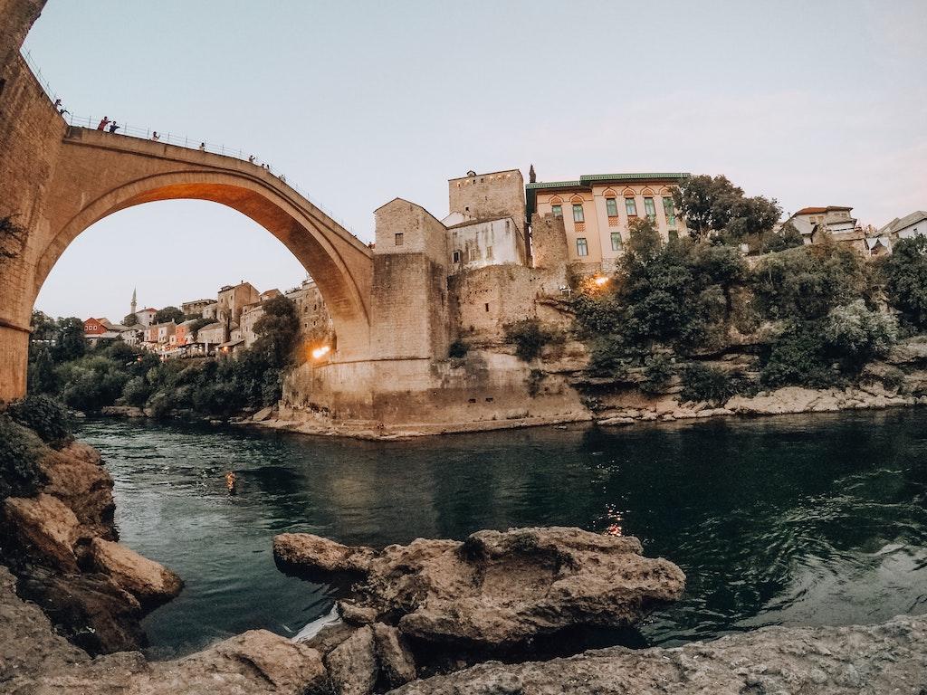 Bosnia - pasei belli d_europa - Mostar